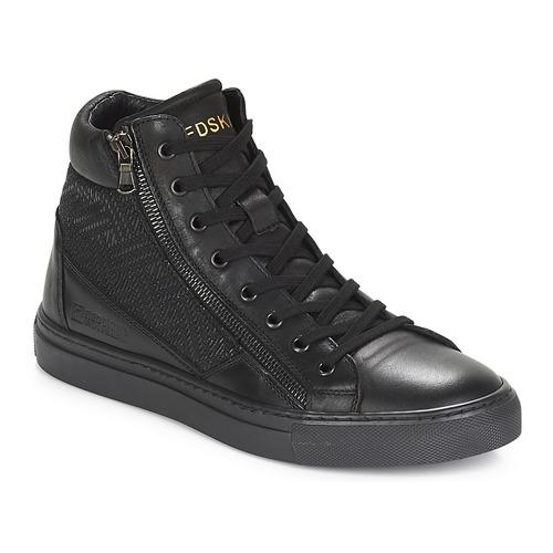 Zapatos de hombres y mujeres de Negro moda casual Redskins NERINAM Negro de - Envío gratis Nueva promoción - Zapatos Deportivas altas Hombre a87569