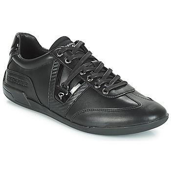 Zapatos Hombre Zapatillas bajas Redskins VERAC Negro