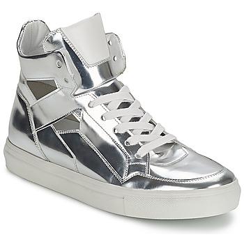 Zapatos Mujer Zapatillas altas Kennel + Schmenger TONIA Plateado