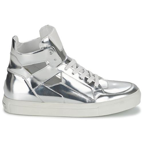 Zapatos KennelSchmenger Tonia Zapatillas Altas Plateado Mujer Lc4Rj5q3A