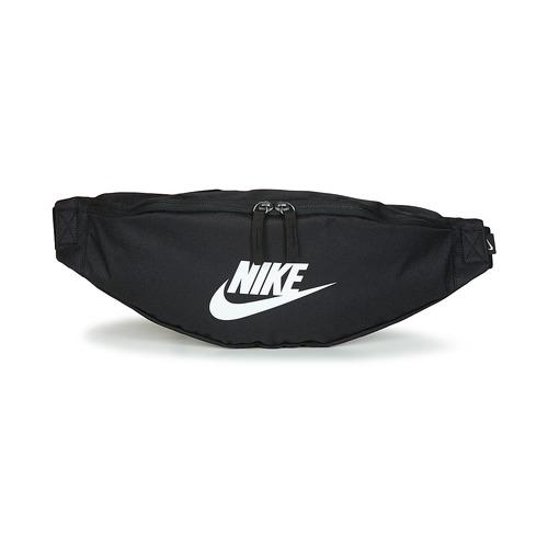 Bolsos Bolso banana Nike NIKE SPORTSWEAR HERITAGE Negro