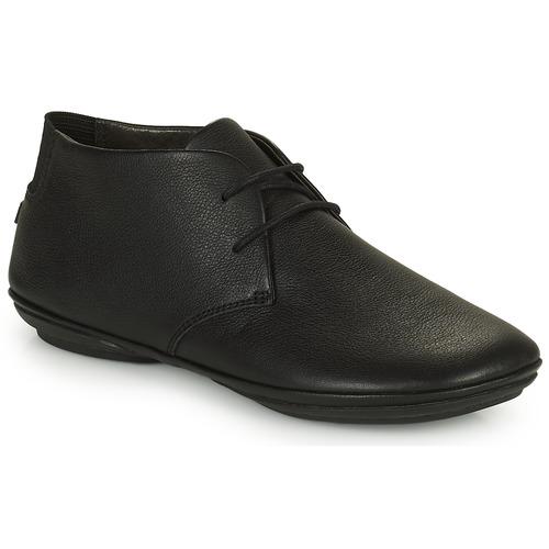 Zapatos casuales salvajes Zapatos especiales Camper RIGHT NINA Negro