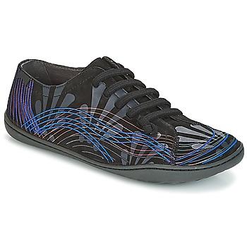 Zapatos Mujer Derbie Camper TWS Negro