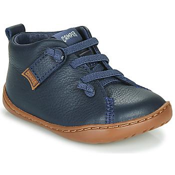 Zapatos Niño Zapatillas bajas Camper PEU CAMI Azul
