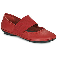 Zapatos Mujer Bailarinas-manoletinas Camper RIGHT  NINA Rojo