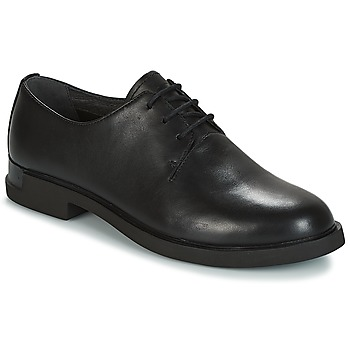 Zapatos Mujer Derbie Camper IMAN Negro