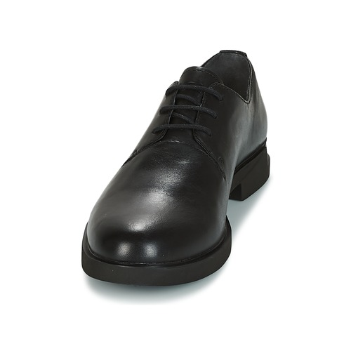 Zapatos Iman Derbie Camper Negro Mujer cTl1FJK