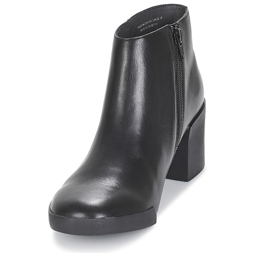 Camper Negro Botines Mujer Lotta Zapatos RL3q54cAj