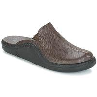 Zapatos Hombre Pantuflas Romika MOKASSO 202 G Marrón