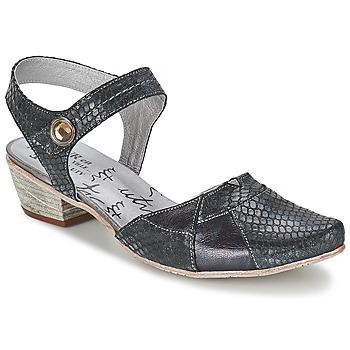 Zapatos Mujer Sandalias Un tour en ville DEEMU Negro