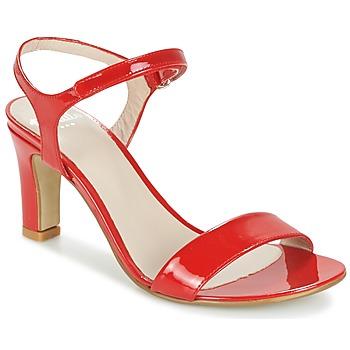 Zapatos Mujer Sandalias Perlato MONDEGO Rojo
