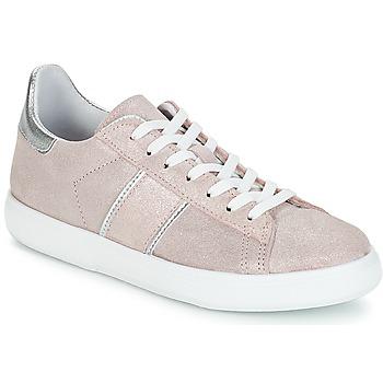 Zapatos Mujer Zapatillas bajas Yurban JEMMY Rosa