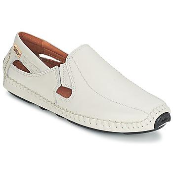 Zapatos Hombre Mocasín Pikolinos JEREZ 09Z Blanco