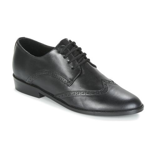 Zapatos Mujer Derbie So Size JANDEL Negro