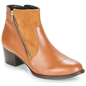 Zapatos Mujer Botines So Size JOCASSU Camel