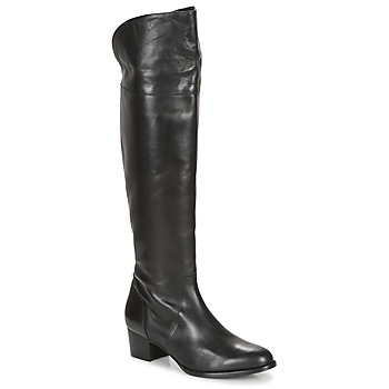 Zapatos Mujer Botas a la rodilla So Size JICHELIEU Negro