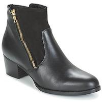 Zapatos Mujer Botines So Size JOCASSU Negro