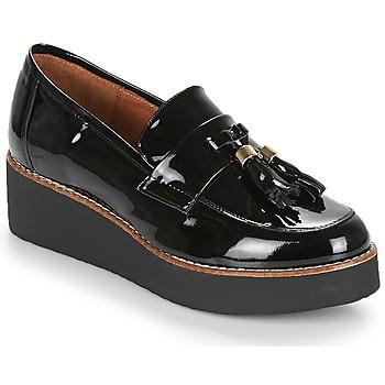 Zapatos Mujer Mocasín Fericelli JOLLEGNO Negro
