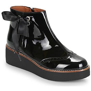 Zapatos Mujer Botas de caña baja Fericelli JANDICI Negro