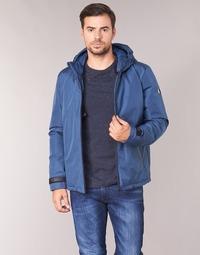 textil Hombre cazadoras 80DB Original STAN Azul