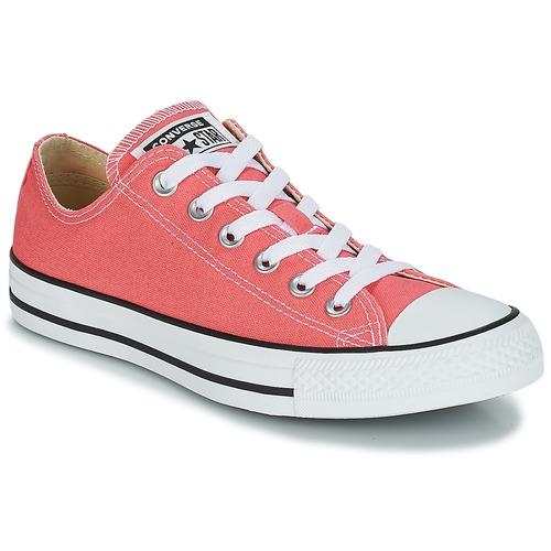 Zapatos promocionales Converse CHUCK TAYLOR ALL STAR OX Naranja  Descuento de la marca