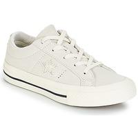 Zapatos Niños Zapatillas bajas Converse ONE STAR OX Blanco