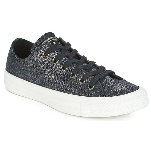 All Mujer Zapatillas Converse Ox Taylor Star Bajas Chuck Zapatos Negro vnN80wyOm