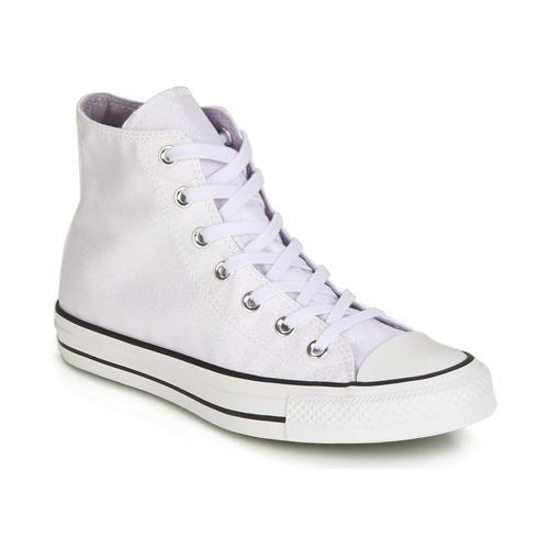 Últimos recortes de precios Converse CHUCK TAYLOR ALL STAR HI Blanco / Blanco - Envío gratis con