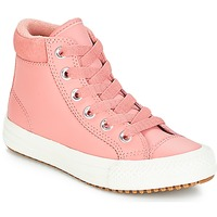 Zapatos Niña Zapatillas altas Converse CHUCK TAYLOR ALL STAR PC BOOT HI Pink / Burnt / Caramelo / Pink