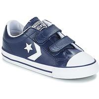 Zapatos Niños Zapatillas bajas Converse STAR PLAYER EV V OX Navy / Blanco
