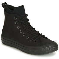 Zapatos Hombre Zapatillas altas Converse CHUCK TAYLOR ALL STAR WP BOOT LEATHER HI Negro