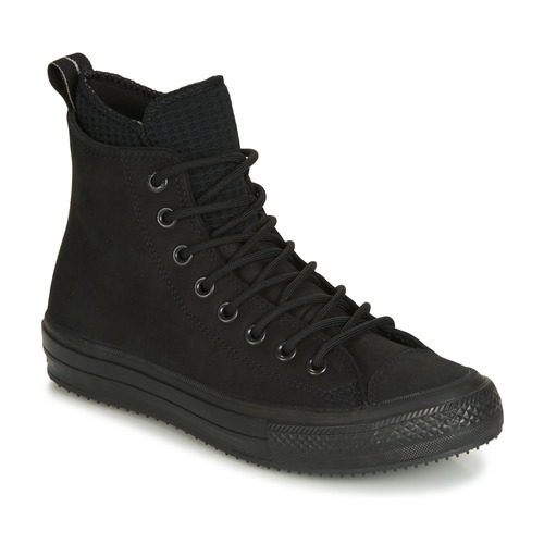 1be57fb6e Zapatos Hombre Zapatillas altas Converse CHUCK TAYLOR ALL STAR WP BOOT  LEATHER HI Negro