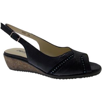 Zapatos Mujer Sandalias Melluso MET425bl blu