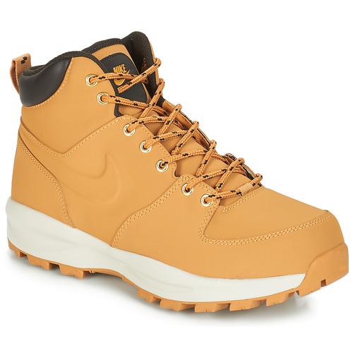Zapatos Hombre Botas de caña baja Nike MANOA LEATHER BOOT Miel