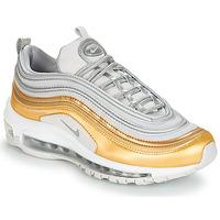 Zapatos Mujer Zapatillas bajas Nike AIR MAX 97 SPECIAL EDITION W Gris / Oro