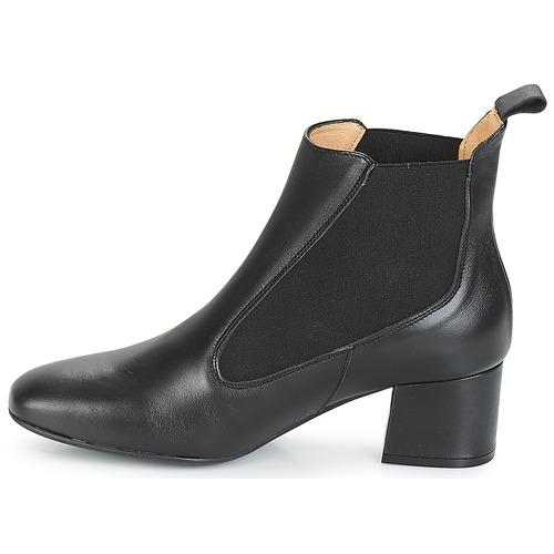 London Negro Mujer Botines Jussiva Betty Zapatos 0XOknwP8