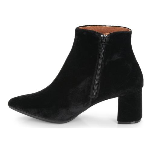 Jiloute Negro Betty Zapatos London Botines Mujer CrBWedQxo