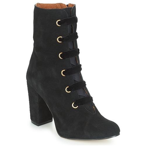 Betty London JIFULA Negro promoción - Envío gratis Nueva promoción Negro - Zapatos Botines Mujer 95,00 a57db1