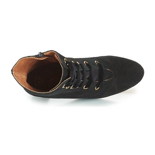 Botines Betty Jifula Zapatos Mujer London Negro PuOkXZiwT
