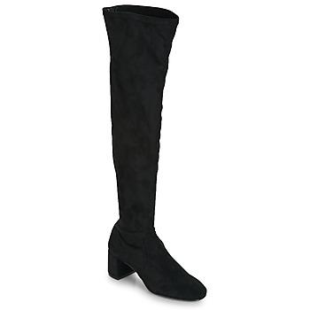 Zapatos Mujer Botas a la rodilla Betty London JOUBITU Negro