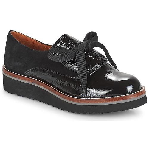 Zapatos Mujer Derbie Betty London JOUTAIME Negro