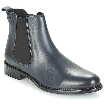 Zapatos Mujer Botas de caña baja Betty London NORA Marino