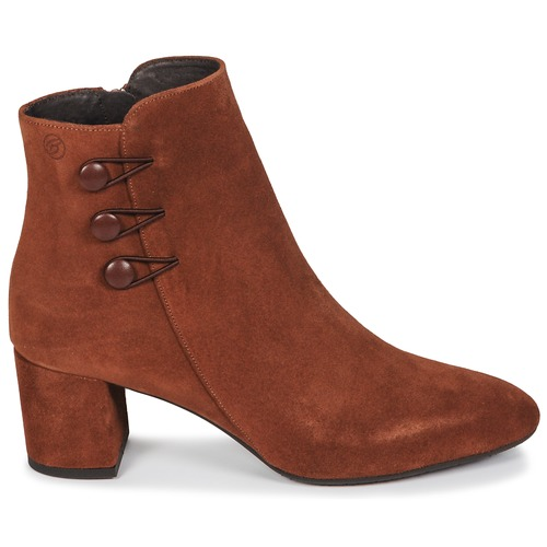 Zapatos Joye Mujer Camel Botines Betty London 0PkXO8NnwZ