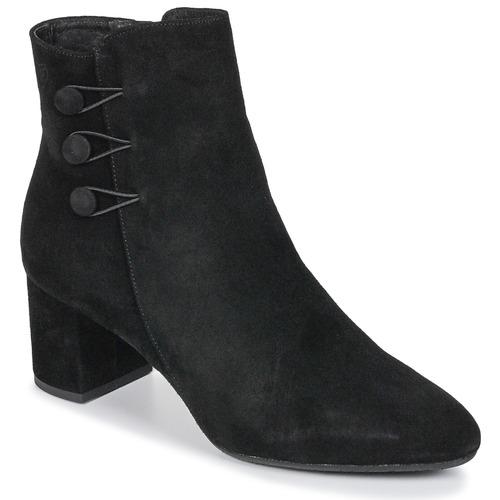 Negro London Zapatos Botines Joye Mujer Betty 5LAR34jq