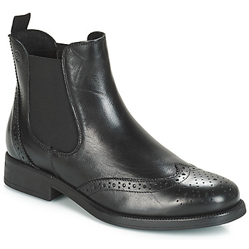 Zapatos Mujer Botas de caña baja Betty London JODOCUS Negro