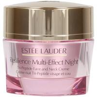 Belleza Mujer Cuidados especiales Estee Lauder Resilience Multi-effect Night Face&neck Creme