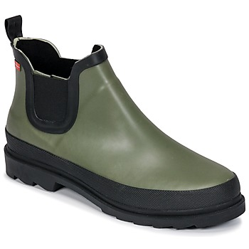 Zapatos Mujer Botas de agua Sanita FELICIA Verde