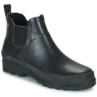 Zapatos Mujer Botas de agua Sanita FELICIA Negro