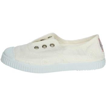 Zapatos Niños Zapatillas bajas Cienta 70998 Blanco