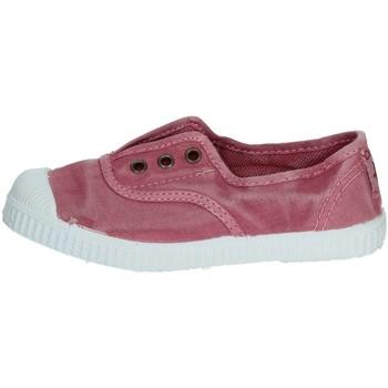 Zapatos Niños Zapatillas bajas Cienta 70777 Sneakers Chica Rosa Rosa